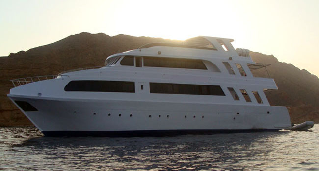 Sharm el-Sheikh Liveaboard Safaris in the Red Sea
